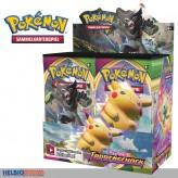 """Pokémon - Schwert & Schild S04 """"Farbenschock"""" Booster"""