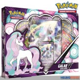 "Pokemon - Kollektion ""Galar-Gallopa V"" Box (DE)"