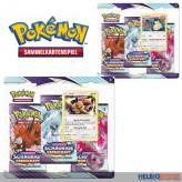 Pokemon - Schwert & Schild S06 - 3-Pack Blister Booster