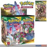 """Pokemon - Schwert & Schild SWSH07 """"Drachenwandel"""" Booster"""