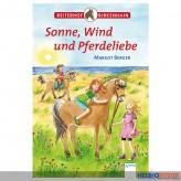"Lesebuch ""Reiterhof Birkenhain: Sonne, Wind & Pferdeliebe"""