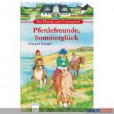 """Lesebuch """"Pferde vom Friesenhof - Pferdefreunde..."""""""