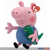 """Glubschi's """"Peppa Pig - Peppa George"""" 15 cm"""