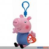 "Clip ""Peppa Pig - Peppa George"" - 8,5 cm"