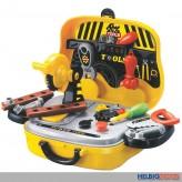 """Kinder-Werkzeugkoffer """"Tool Carry Case""""- 24-tlg."""