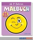 "Malbuch-Sortiment ""2-5 Jahre"" - je 64 Seiten"