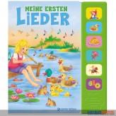 """Musik-Buch """"Meine ersten Lieder"""""""