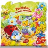 """Guckloch-Bilderbuch """"Pünktchen, der kleine Marienkäfer"""""""