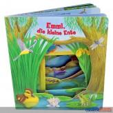 """Pappen-Fenster-Bilderbuch """"Emmi, die kleine Ente"""""""