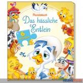 """Puzzlebuch """"Das hässliche Entlein"""""""