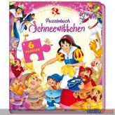 """Puzzlebuch """"Schneewittchen"""""""