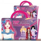 """Kreativbuch """"Top Models - Maltasche"""""""