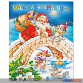 """Malbuch """"Weihnachtsmalbuch"""""""