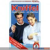 """Würfelspiel """"Kniffel"""" - Zusatzblocks 3er-Set"""