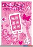 """Einladungskarten """"Party Handy"""""""