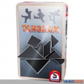 "Puzzelspiel ""Tangram"" - in Metallbox"