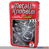 "Gesellschaftsspiel ""Metall-Knobelei Duell"" - in Metallbox"