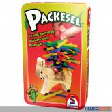 "Gesellschaftsspiel ""Packesel"" - in Metallbox"