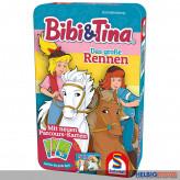 """Gesellschaftsspiel """"Bibi & Tina: Das große Rennen"""" in Box"""