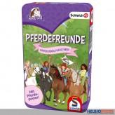 """Kinderspiel """"Horse Club: Pferdefreunde"""" in Metallbox"""
