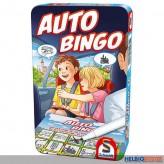 """Gesellschaftsspiel """"Auto Bingo"""" - in Metallbox"""