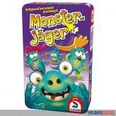 "Kinder-Spiel ""Monsterjäger"" in Metallbox"