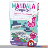 "Kreativ-Set ""Stempelset Mandala"" - in Metallbox"