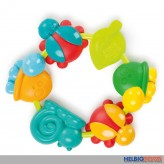 "Bright Starts - Beißring ""Buggie Bites Teether"""