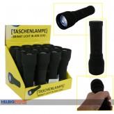 """LED-Taschenlampe """"Spot""""  inkl. Batterien - 17 cm"""