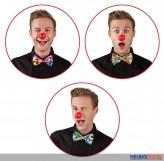 Clown-Fliege - sortiert