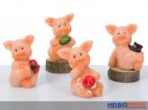 """Glücksbringer """"Deko-Glücksschweinchen"""""""