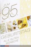 Karte 95. Geburtstag