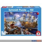"Kinder-Puzzle ""Piraten-Abenteuer"" 150 Teile"