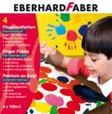 """Fingermalfarben """"EFA Color"""" 100ml - 4er Schachtel"""