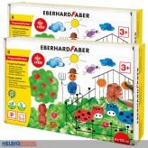 """Fingermalfarben """"efa color"""" 100ml - 6er Schachtel"""
