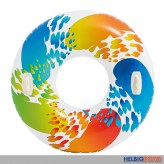 "Jumbo-Schwimmring ""Color Whirl Tube"" - 122 cm"