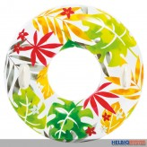 "Jumbo-Schwimmring ""Tropical"" 97 cm - 3-sort."