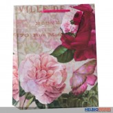 "Geschenktüte ""Rose - Schmetterling"" - kl."