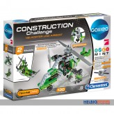 "Galileo ""Construction Challenge - Helikopter und Airboat"""