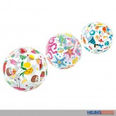 "Wasserball/Beachball ""Lively"" 51 cm - 3-sort."