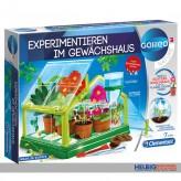 """Galileo Nature """"Experimentieren im Gewächshaus"""""""