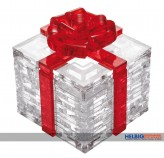 "3D Crystal Puzzle ""Geschenk-Box"""