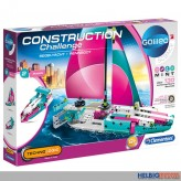 """Galileo """"Construction Challenge - Segelyacht & Rennboot"""""""
