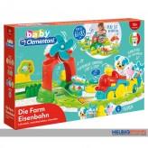 """Baby-Spielset """"Die Farm-Eisenbahn"""""""