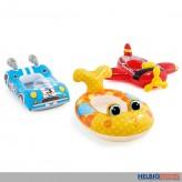 """Wasser-Fahrzeuge/Boote """"Pool Cruiser"""" aufblasbar - 3-sort."""