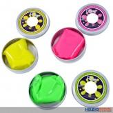"""Intelligente Super-Knete """"i-Clay - Nachtleuchtend Neon"""""""