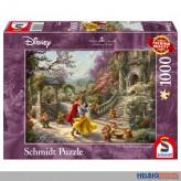 """Puzzle """"Thomas Kinkade: Disney - Schneewittchen"""" 1000 Teile"""
