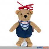 """Mini-Plüsch-Spieluhr """"Teddy-Bär Ben"""" 15 cm"""