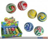"Springball-Flummi ""Colours"" - 4,5 cm"