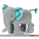 """Spieluhr """"Elefant"""" m. austauschbarem Spielwerk"""
